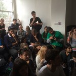 The PAH in London: Meeting of the European Housing Coalition for the Right to Housing