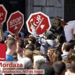 La PAH se suma a las convocatorias contra la Ley Mordaza