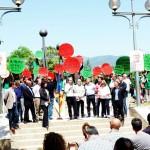 Arranca la campaña de escraches silenciosos a CiU y PP: los dos partidos que bloquean la aprobación de la ILP habitatge