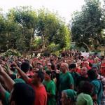 Aprobada por unanimidad la ILP contra los desahucios y la pobreza energetica en Cataluña
