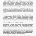 Carta abierta al presidente Puigdemont instando a la aplicación total de la Ley 24/2015