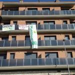 PAH Urgell recupera un bloque de la SAREB para Obra Social PAH