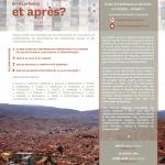 La PAH propone en París trabajo en común y Cohesión