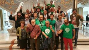 Las PAHs consiguen el cambio de ley de vivienda en Murcia