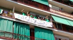 Las PAHs Catalanas  vuelven a la calle contra Blackstone exigiendo soluciones reales para cientos de familias