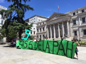 PSOE y Ciudadanos se dan la mano con el Partido de los desahucios, el Partido Popular