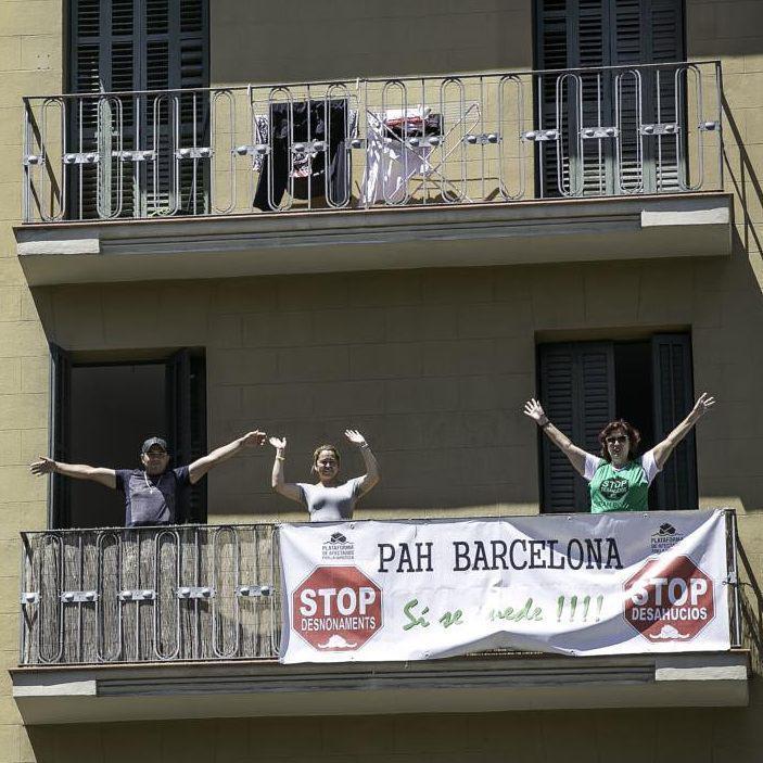 Damos la bienvenida a #Aragó477. Comunicado y crónica del último bloque recuperado por nuestra Obra Social en Barcelona