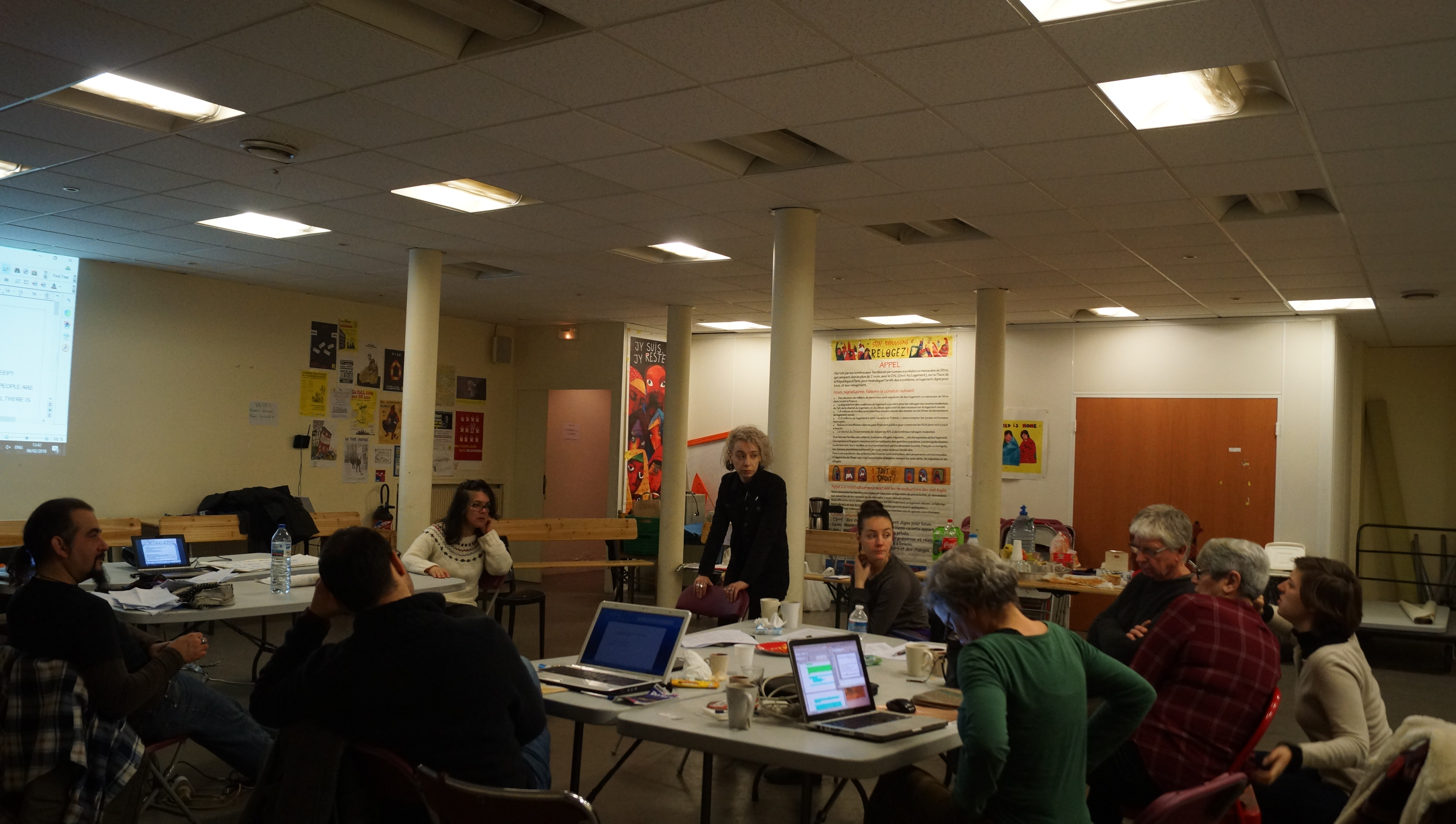 La PAH hemos participado en Meeting Paris Research Group