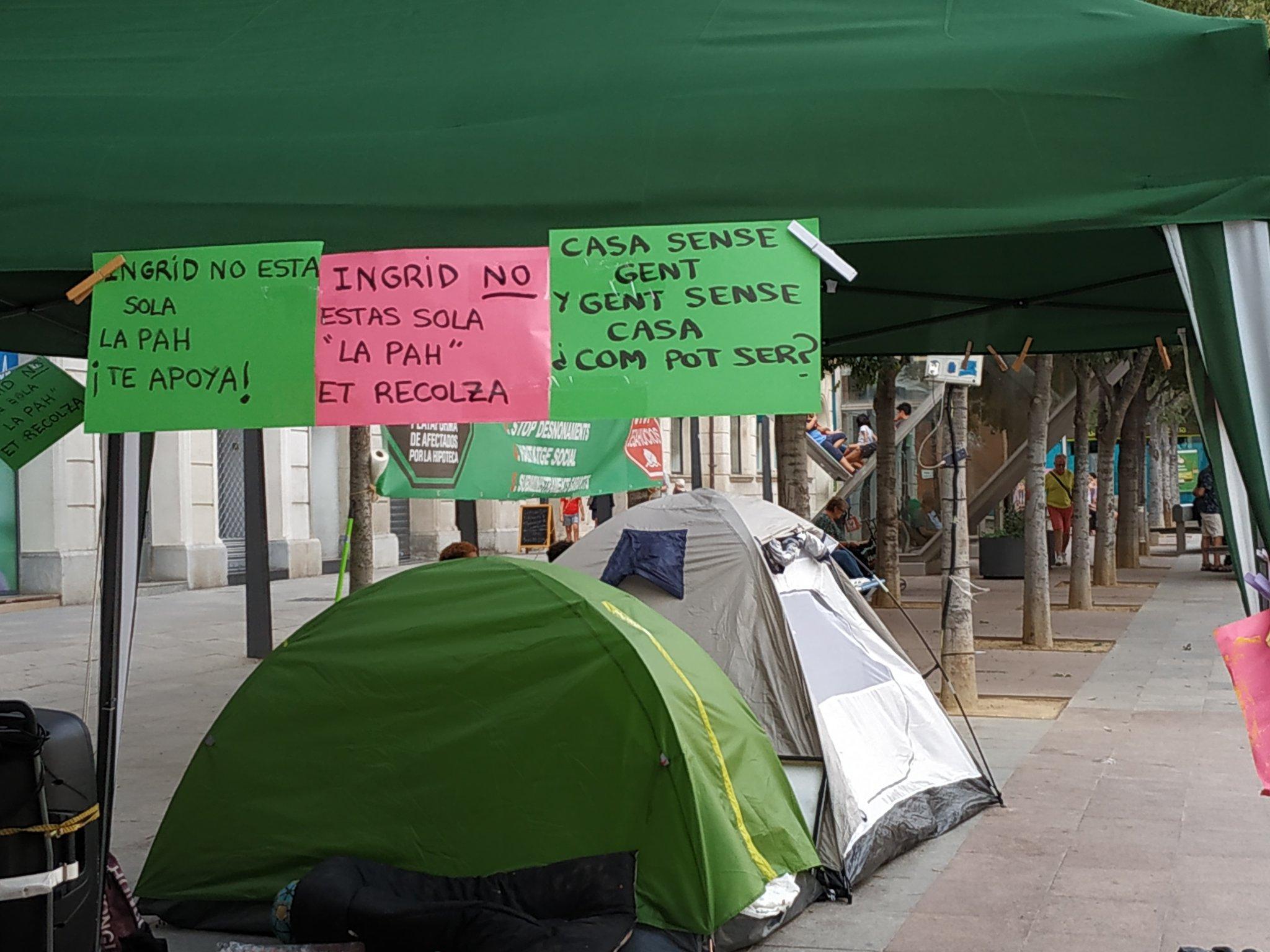El PSOE de Hospitalet incumple la Ley 24/2015 catalana