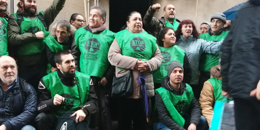 Apelamos a que los jueces apliquen la Ley 24/2015 catalana sin excusas
