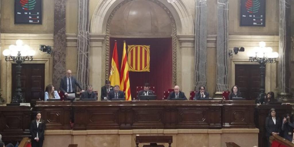 Queda convalidado en Catalunya el Decreto Ley 01/2020. Ya no hay excusas para exigir su correcto cumplimiento a los grandes propietarios, juzgados, ayuntamientos de toda Catalunya y a la Generalitat